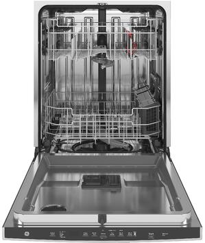 Stainless Steel Interior Dishwasher Tub - GE GDP645SYNFS