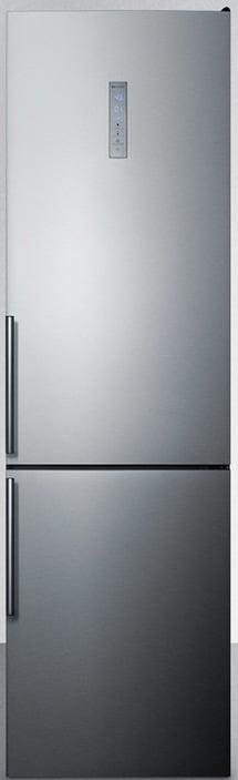 Summit Refrigerator Reviews - Summit FFBF192SS Bottom Freezer Refrigerator