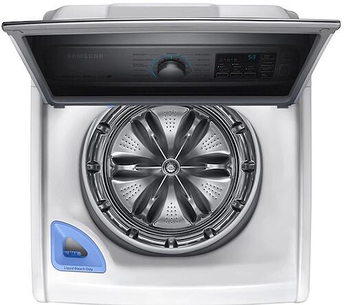Buying a New Washing Machine_Capacity Samsung WA50M7450AW