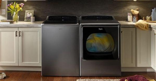 Washing Machine Buying Guide Top Load Washer_Whirlpool WTW8700EC