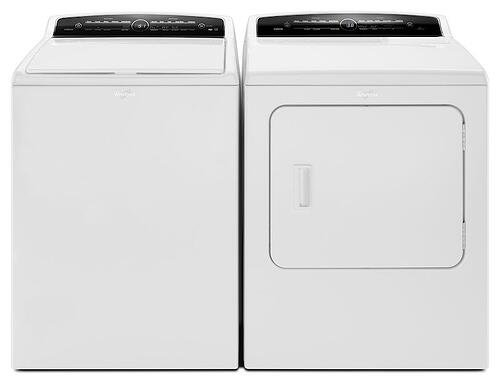 Washing Machine Buying Guide_Whirlpool WTW7000DW Laundry Pair