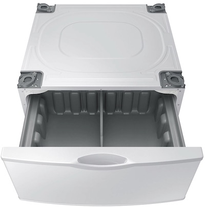 Washing Machine Buying Guide_Samsung WE357A8W Laundry Pedestal