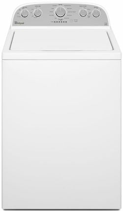 Top Load Washer Review WHIRLPOOL WTW5000DW