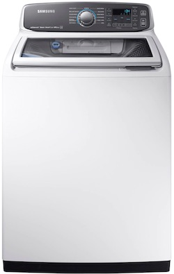 Largest Top Load Washing Machine_Samsung WA52M7750AW