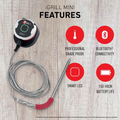 Weber iGrill Mini Features