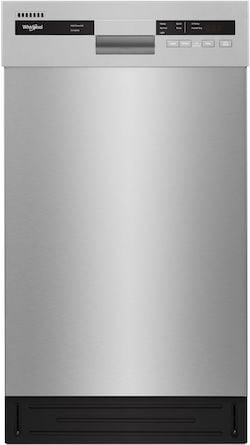 Best 18 Inch Dishwasher_Whirlpool WDF518SAHM