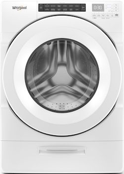 Largest Whirlpool Washing Machine Whirlpool WFW5620HW Front Load Washing Machine