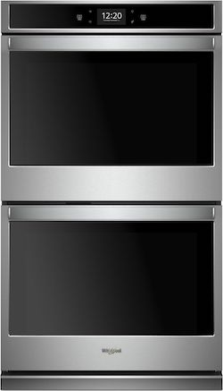 Best Double Wall Ovens  Whirlpool WOD97EC0HZ Double Wall Oven