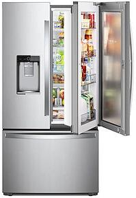 Refrigerator Buying Guide_Whirlpool WRF974CIHZ Door in Door Refrigerator