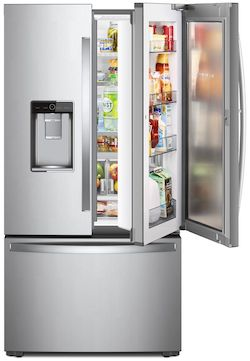 Whirlpool WRF974CIHZ Door in Door Refrigerator