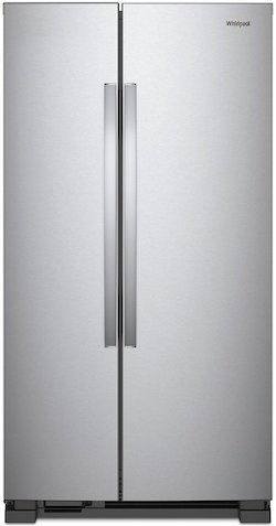 Best Side by Side Refrigerator - Whirlpool WRS312SNHM