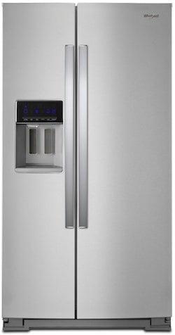 Best Counter Depth Refrigerator - Whirlpool WRS571CIHZ Side by Side Refrigerator