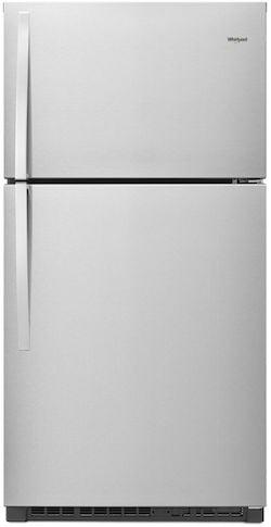 Whirlpool WRT541SZDZ and WRT541SZDM Top Freezer Refrigerator
