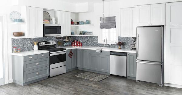 Bottom Freezer Refrigerator Pros Cons - Amana ABB1921BRW Lifestyle Image