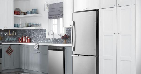 Amana Bottom Freezer Refrigerator Reviews Models Amp Prices