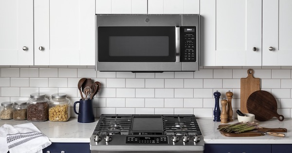 The 5 Best Over The Range Microwaves For 2019