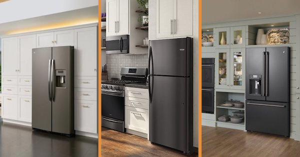 Choosing Between Slate Black Stainless Steel And Black
