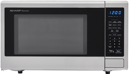 Best Countertop Microwave Sharp SMC1132CS