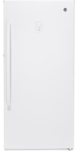 Best Upright Freezers GE FFFU14M1QW