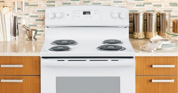 Coil Top Electric Range Reviews Frigidaire Vs Ge