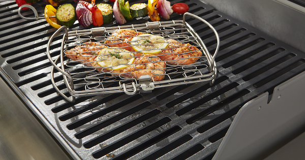 Above The Fold Image Weber Stainless Steel Cooking Grates Vs Cast Iron
