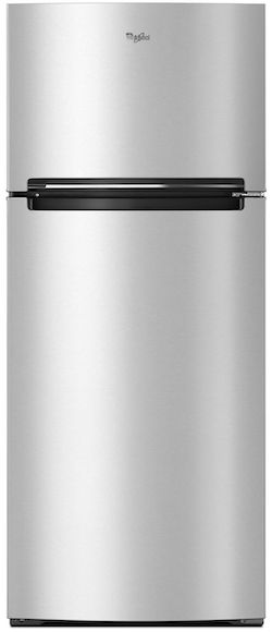 Best Top Freezer Refrigerator WHIRLPOOL WRT518SZFM